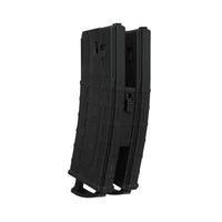 Tippmann 68 Cal Magazine dual pack with coupler in Black.