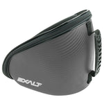 Exterior Photo of Exalt V3 Goggle Case with Carbon Charcoal Exterior.