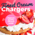 FreshWhip Cream Chargers STRAWBERRY 24Pks - 8.2g