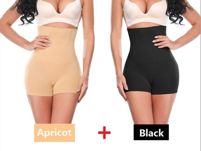 Womens Slimming Waist Trainer Shapewear Body Shaper Slimming Tummy Control Pants