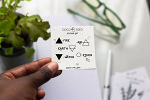 Natural Element Mini Sticker Set