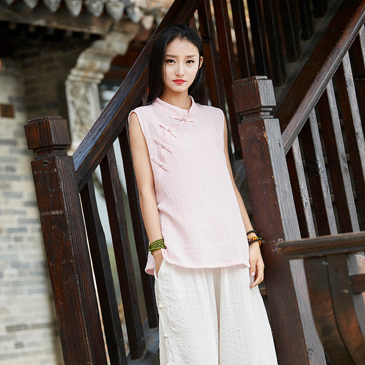Beautiful Linen and Cotton Clothes You Can't Do Without This Summer