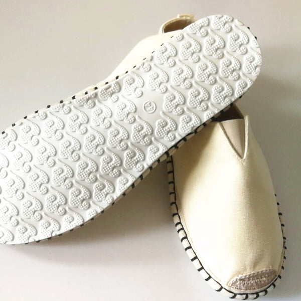 2020 NEW! Simple Casual Linen and Cotton Shoes