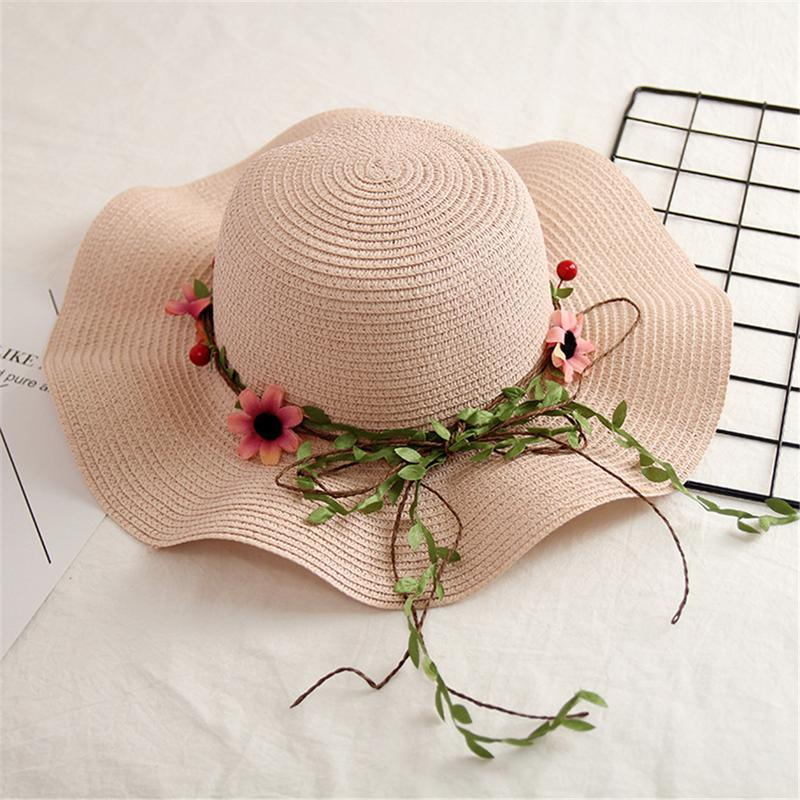 Rattan Straw big Hat