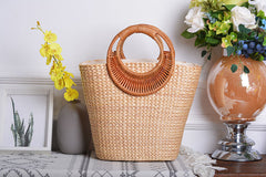 special design straw bag