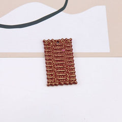 DIY Handicraft Jewelry Accessories Retro-antique Braided Rattan