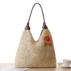 Bohemian Flower Women Shoulder Bag