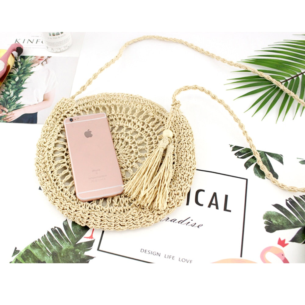 Summer Beach Shoulder Bag