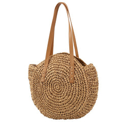 Straw Bag Bohemian Summer