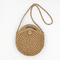 Summer Beach Bag Woman Shoulder