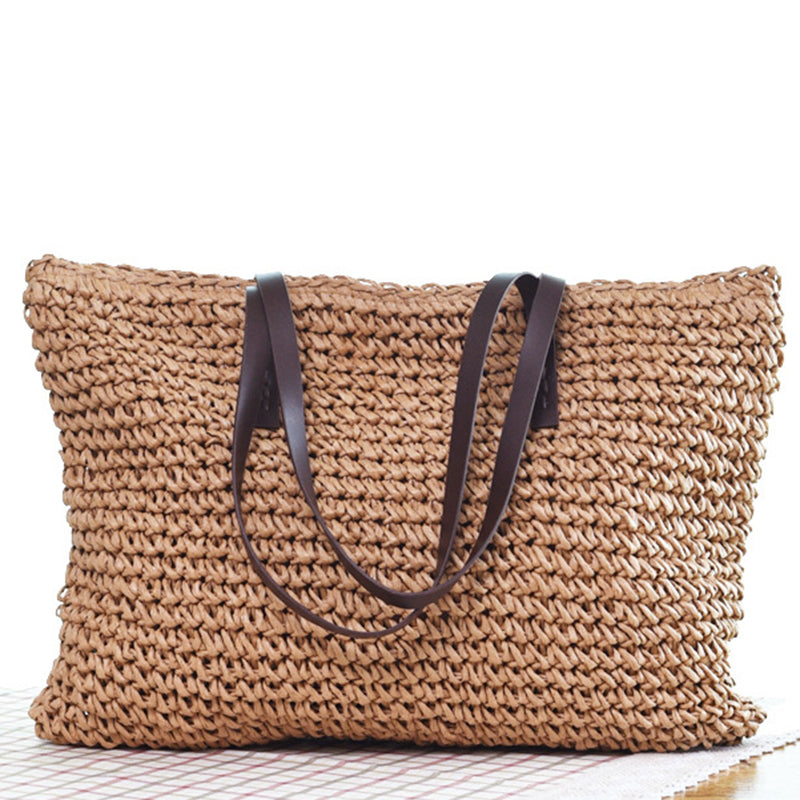 Wicker Summer Bag Rattan