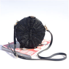 Women Straw Bag Bohemian