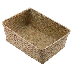 Wicker Weave Storage Basket for Kitchen