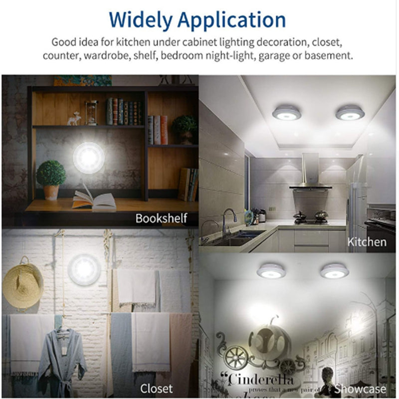 LED Closets Lights - Sleekily
