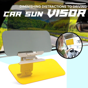 CleanView HD Car Sun Visor - Sleekily