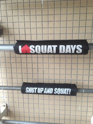 Neck Squat Pad For Weight Lifting - Sleekily