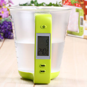 Digital Measuring Beaker - Sleekily