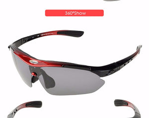 Polarized Cycling Sun Glasses - Sleekily