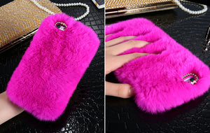 Fluffy Fur  Cases For iPhone - Sleekily