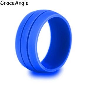 Multi Color Silicone Ring - Sleekily