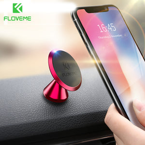 Magnetic Car Phone Holder - Sleekily