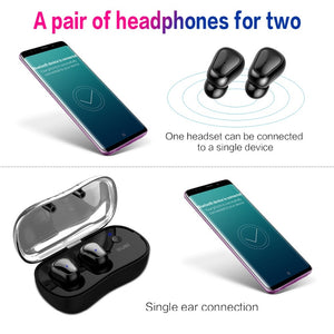 SYLLABLE Bluetooth Headset - Sleekily