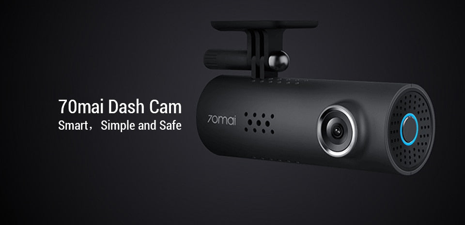70 Mai Smart Dash Cam - Sleekily