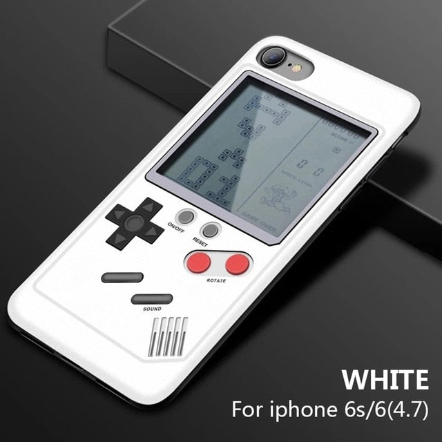 Tetris Game  Phone Case For iPhone - Sleekily
