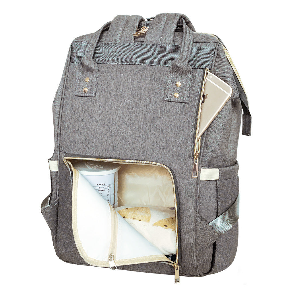 Travel Nappy Backpacks - Sleekily