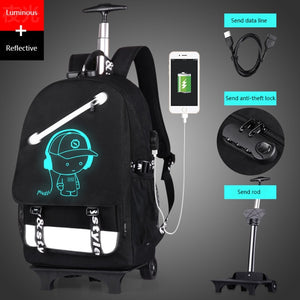Awesome Charger Backpack - Sleekily