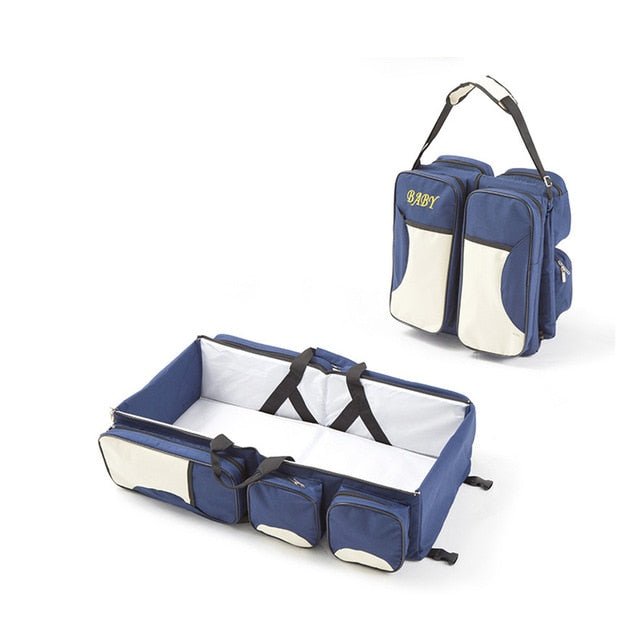 Multi-function portable Travel Cradle - Sleekily