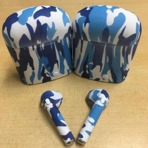 Camo Bluetooth Headset - Sleekily