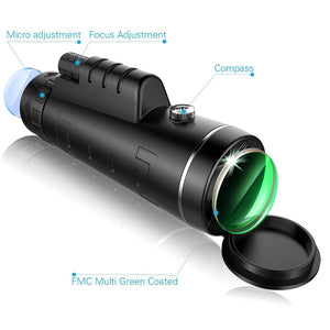Universal 40X Telescope Phone lenses - Sleekily