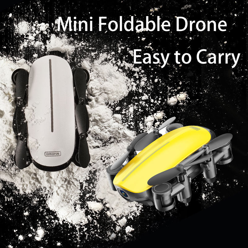 HD Foldable Quadcopter - Sleekily