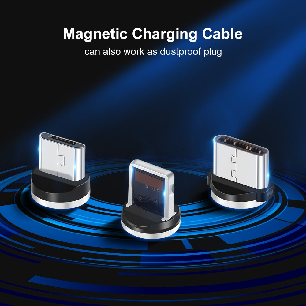 Universal Magnetic Charging Cable - Sleekily
