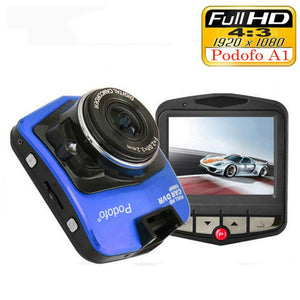 Full HD Car Dashcam - Sleekily