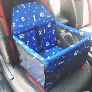 Deluxe Car Pet  Carrier - Sleekily