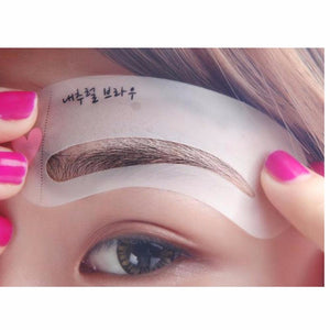 Reusable Eyebrow Stencil - Sleekily