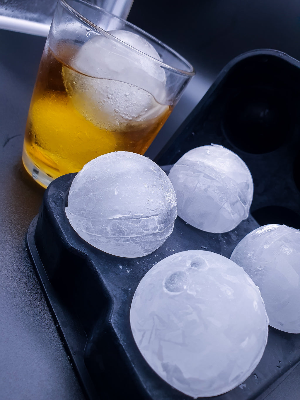 Atlas Sphere Ice Molds