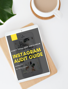 Instagram Audit Guide