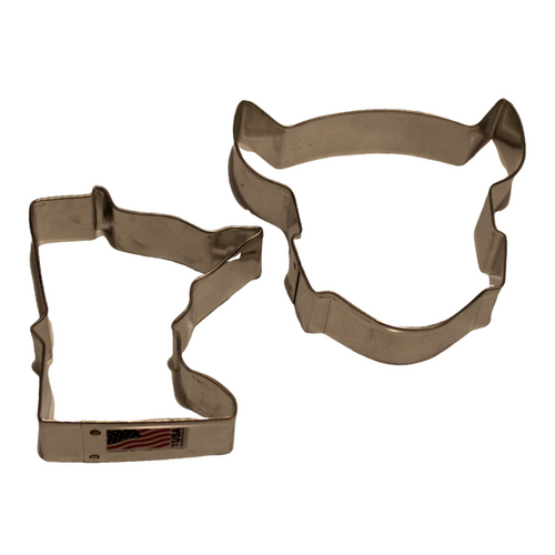 MN Cookie Cutter 2 pk