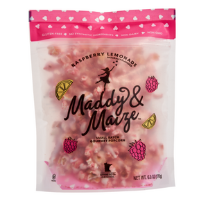 Raspberry Lemonade Popcorn 6 oz.