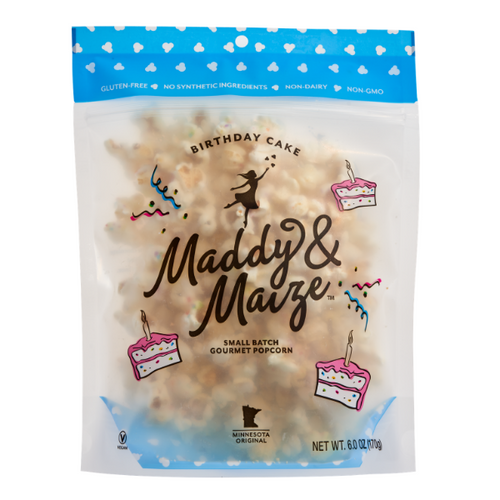 Birthday Cake Popcorn 6 oz.