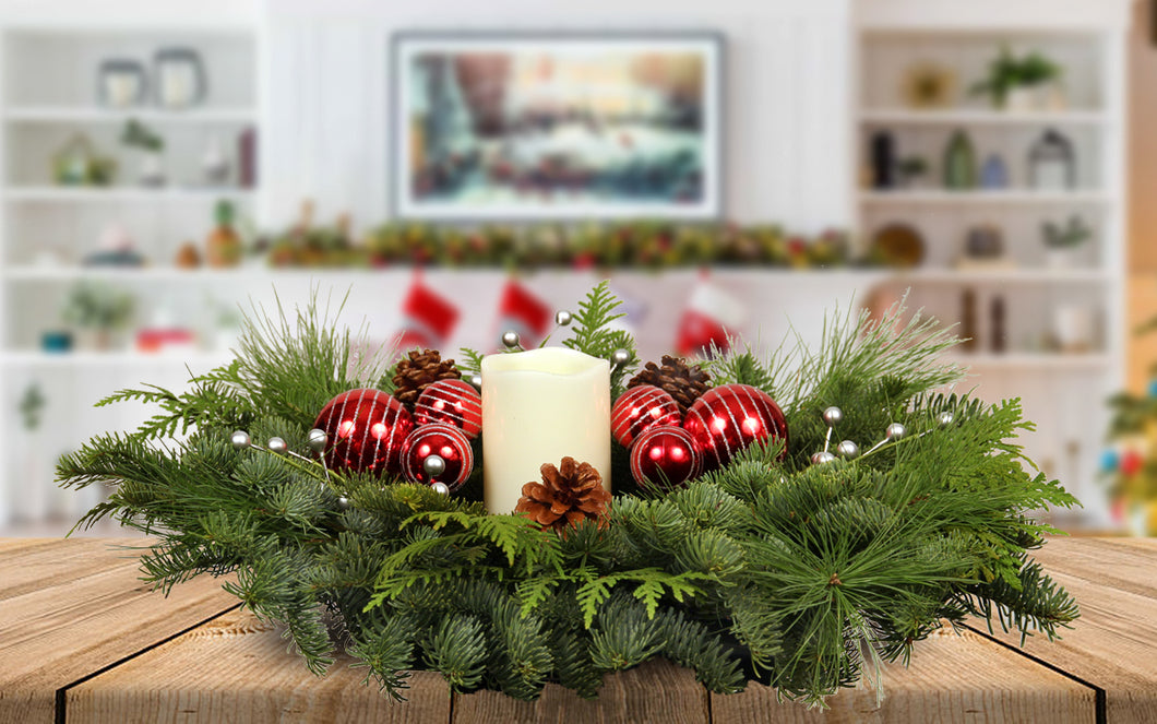 Candlelit Centerpiece (LED)