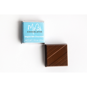 Milk Chocolate Square 0.7 oz.