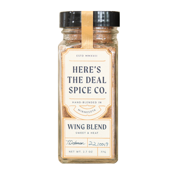 Wing Spice Blend
