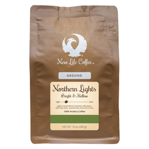Northern Lights Ground 10 oz. Bag
