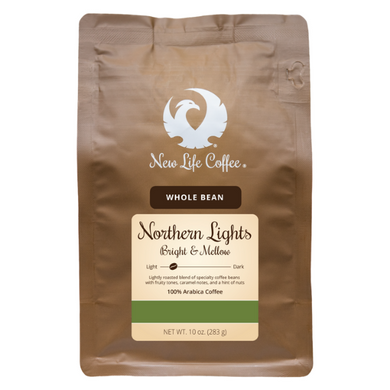 Northern Lights Whole Bean 10 oz. Bag