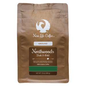 Northwoods Ground 10 oz. Bag