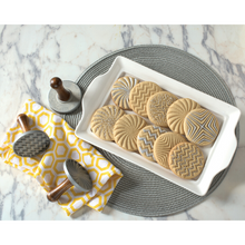 Load image into Gallery viewer, Cookie Stamp Geometric Set of 3